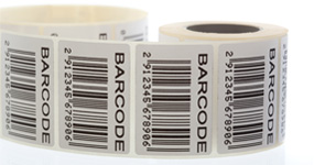 NEW Barcode Labels & Barcode Tags